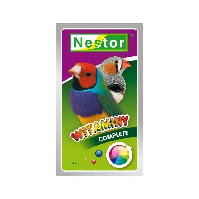 Vitamins for Finches by Nestor 20 g buy online