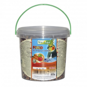 Food for Large Parakeets with Fruits and Vegetables 600 g