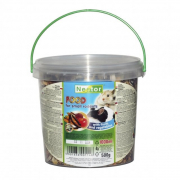 Food for Small Rodents with Fruits and Vegetables 500 g