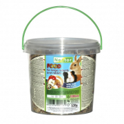 Food for Large Rodents and Rabbits with Nuts and Fruits 530 g