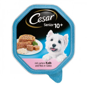 Shell Vital 10+ with a delicate Veal and Rice in Jelly 150 g