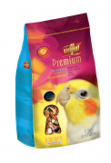 Premium Complete Food for Cockatiel 1 kg