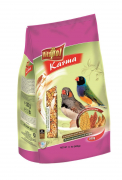 Complete Food for Zebra Finch and Exotic Birds 500 g