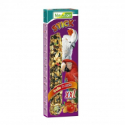 Nestor Stick XXL for Big Parrots with Fruits and Nuts 150 g