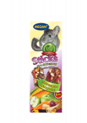 Sticks for Chinchilla with Fruit & Vegetables 90 g