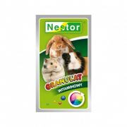 Nestor Granulated Vitamins for Rodents and Rabbits 20 g