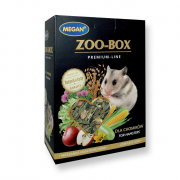Zoo-Box Premium Line for Hamster 520 g