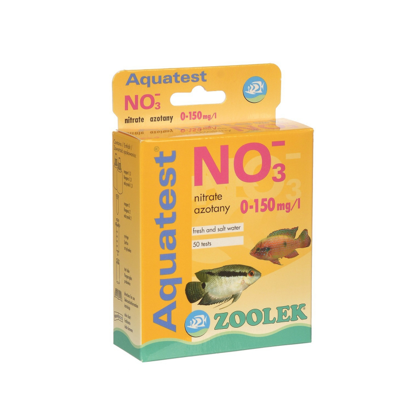 Zoolek Aquatest NO3  5907527410402