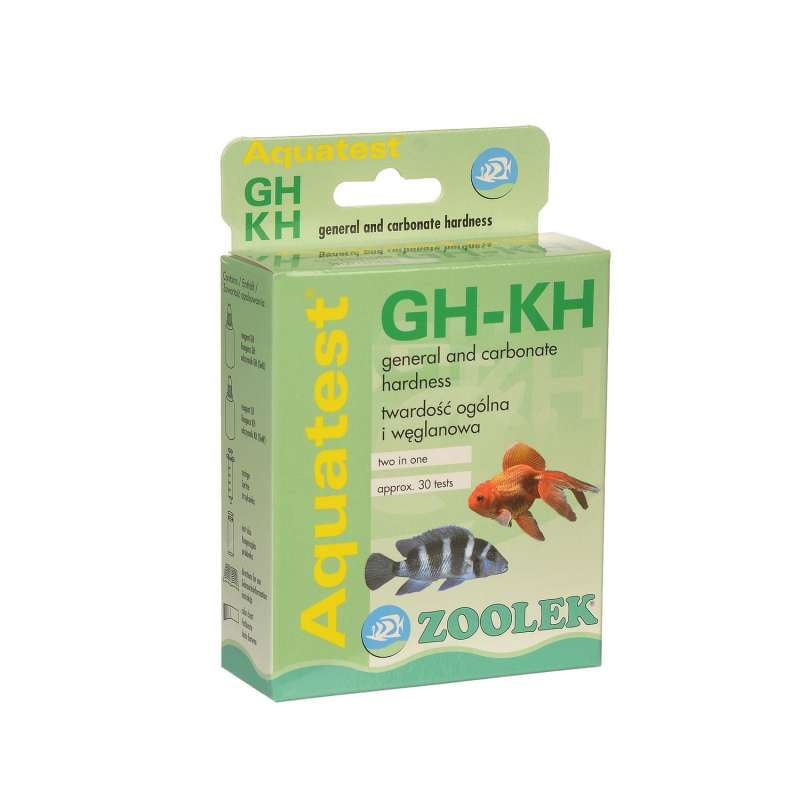 Zoolek Aquatest GH-KH EAN: 5907527410105 reviews