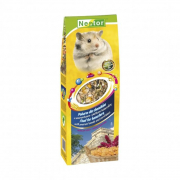 Food for Hamsters with Amaranth Seeds and Cornflakes 360 g