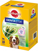 PedigreeDentastix Fresh Multipack for Medium-sized dogs 28 pcs  Dog food