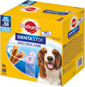 Pedigree Dentastix Multipack for Medium-sized dogs