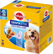 PedigreeMultipack DentaStix for Large Dogs 56 pcs  Dog food