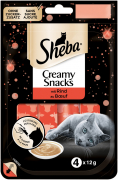 Creamy Snacks with Beef 4x12 g