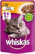 Whiskas1+ with Chicken in jelly 100 g Cat food