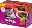 Whiskas1+ Meaty Selection in Gravy 12x100 g Cat food
