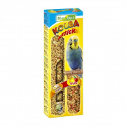 Sticks 2 in 1 for Parakeets Eggs and Fruits 85 g