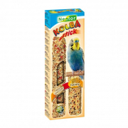 Sticks 2 in 1 for Parakeets Biscuits and Honey 85 g