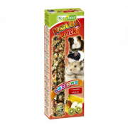 Stick for Rodents and Rabbits with Fruits 115 g