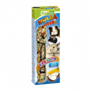 Stick for Rodents and Rabbits with Coconut and Bananas - EAN: 5901636001124