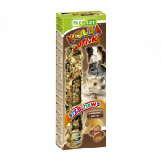 Sticks for Rodents and Rabbits with Nuts - EAN: 5901636000042