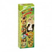 Sticks 2 in 1 for Rodents and Rabbits Honey and Vegetables 115 g