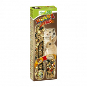 Sticks 2 in 1 for Rodents and Rabbits Biscuits and Nuts - EAN: 5901636000639
