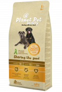 Planet Pet Society Junior Large Chicken & Rice 15 kg