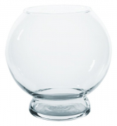 Fish bowl with base 2.5 l