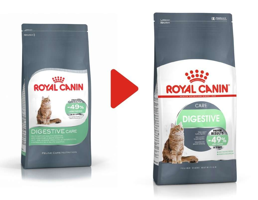royal canin digestive care trockenfutter f r katzen mit. Black Bedroom Furniture Sets. Home Design Ideas