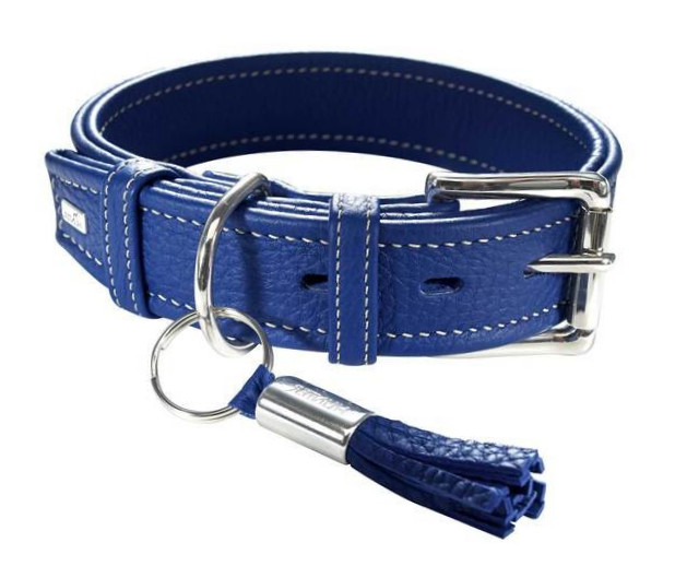 Hunter Collar Cannes Blue 39-47x3.5 cm buy online