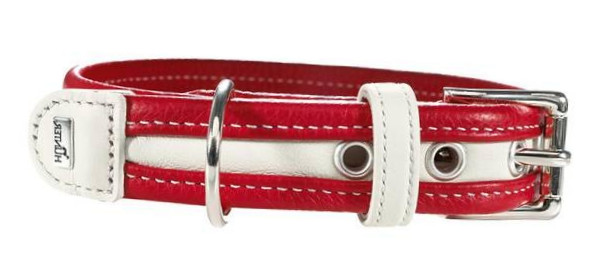 Hunter Collar Madeira Red / White EAN: 4016739619013 reviews
