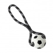 Hunter Dog Toy Football with Throwline 7.5/30 cm