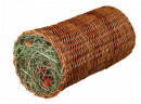 Trixie Pure Nature Wicker Tunnel met hooi