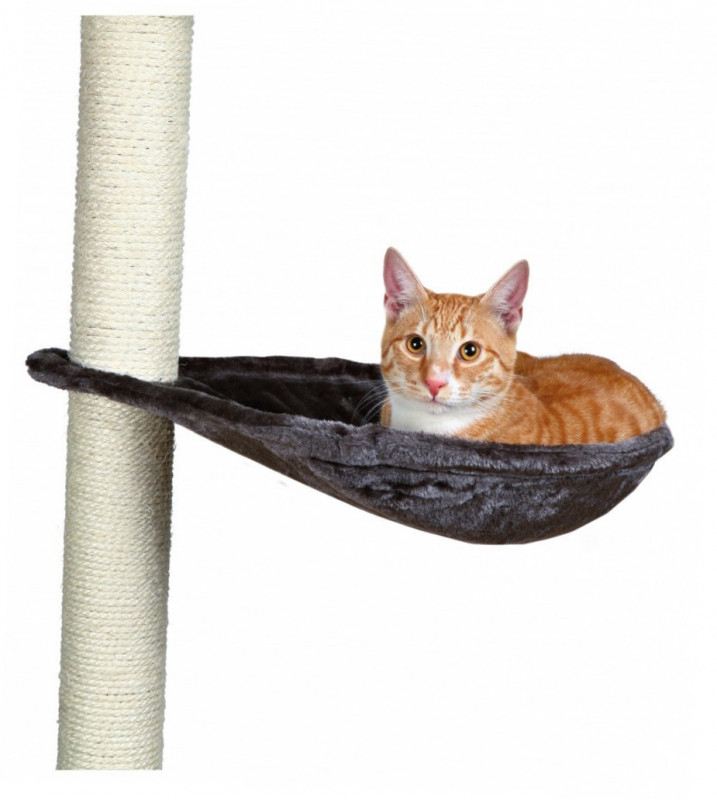 Trixie Hammock for Scratching Posts  Dark gray 40 cm order cheap