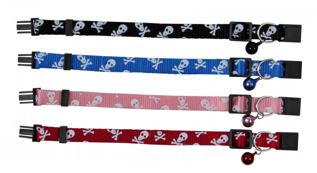 Trixie Collar para Gatos Nylon Drake
