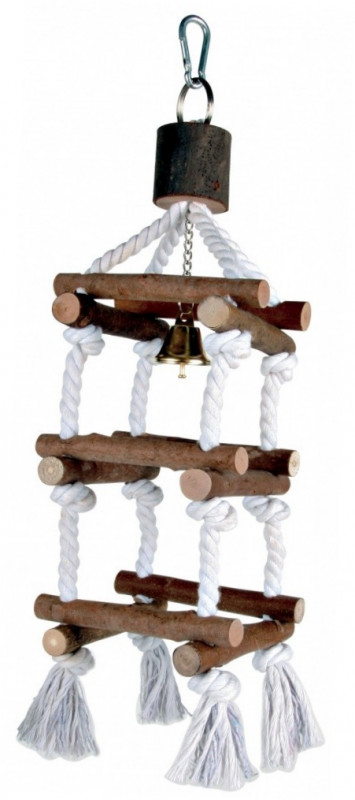 Trixie Natural Living Torre con corda  34 cm