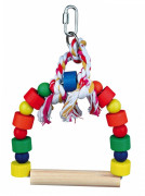 Trixie Arch Swing, colourful 13×19 cm