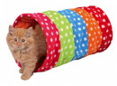 Trixie Playing Tunnel, colorful - EAN: 4011905042916