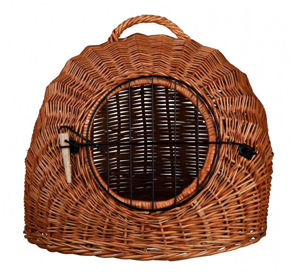 Trixie Wicker Cave with Bars  50 cm