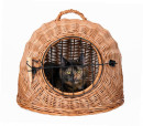 Trixie Wicker Cave with Bars