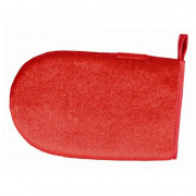 Lint Glove, double-sided, red Red from Trixie