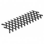 Ventilation Lattice for Cars, black 24–70 cm