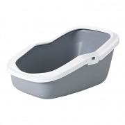 Litter Tray Aseo with High Back