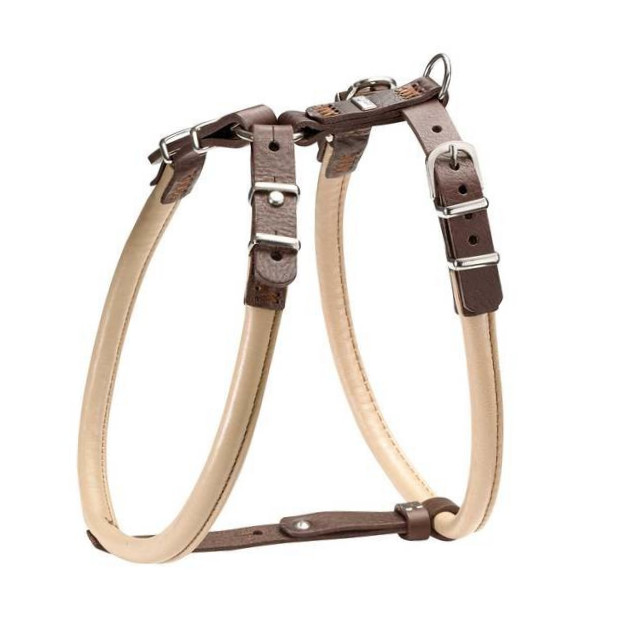 Hunter Harness Calgary Elk, Beige/Tobacco EAN: 4016739621474 reviews