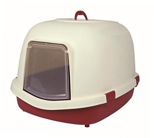 Trixie Primo XL Litter Tray, with Dome 56×47×71 cm