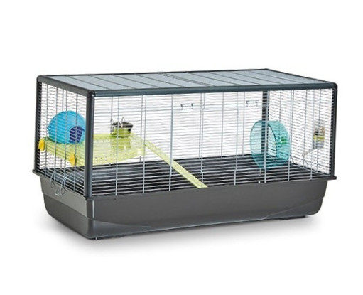 Savic Hamster Plaza Knock Down (Unmontiert) 50x100x50 cm