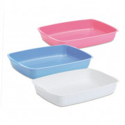 Kitten litter Tray 37x25.5x6.5 cm