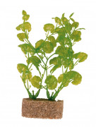 TrixieAssortment Plastic Plants with Sand Base 6 Pcs Decorations
