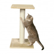 Espejo Scratching Post Beige
